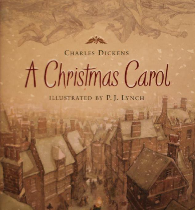 A Christmas Carol was first published in 1843.