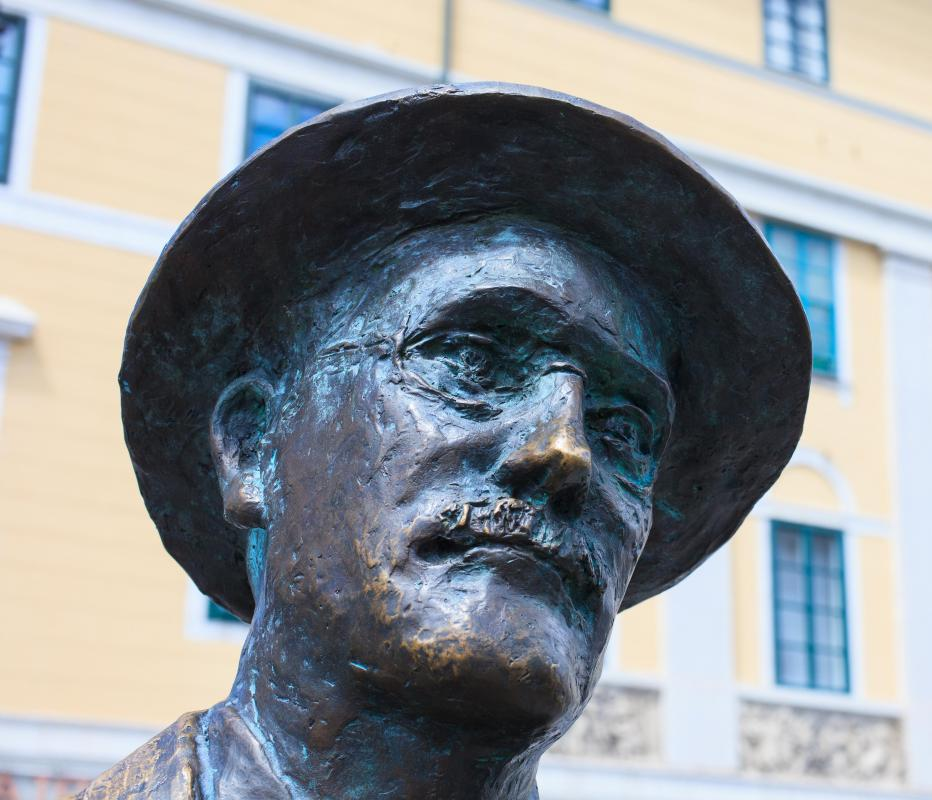 James Joyce was one of the great fiction writers of the 20th century.