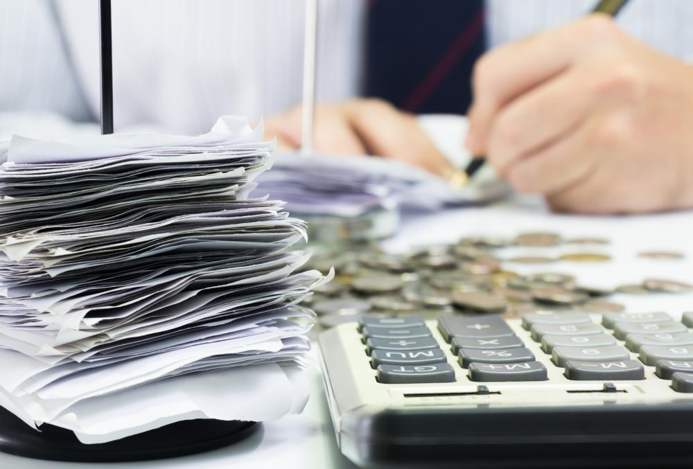 Accountants may charge a professional fee.
