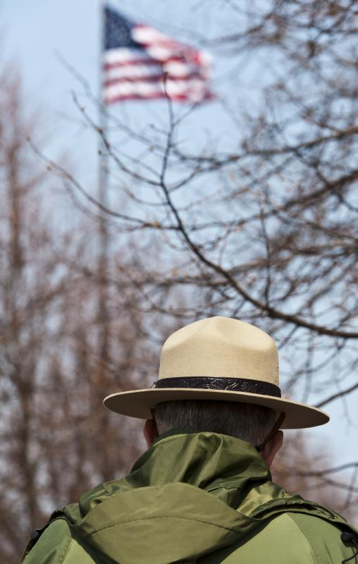 Studying animal science can lead to a career as a park ranger.