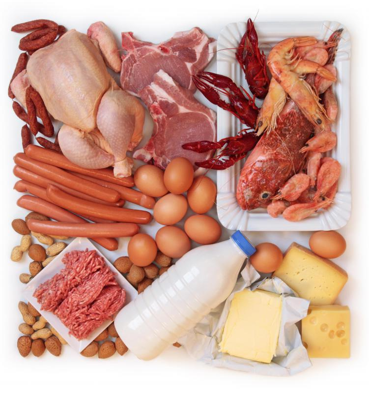 Processed animal products should be avoided by those on a renal diet.