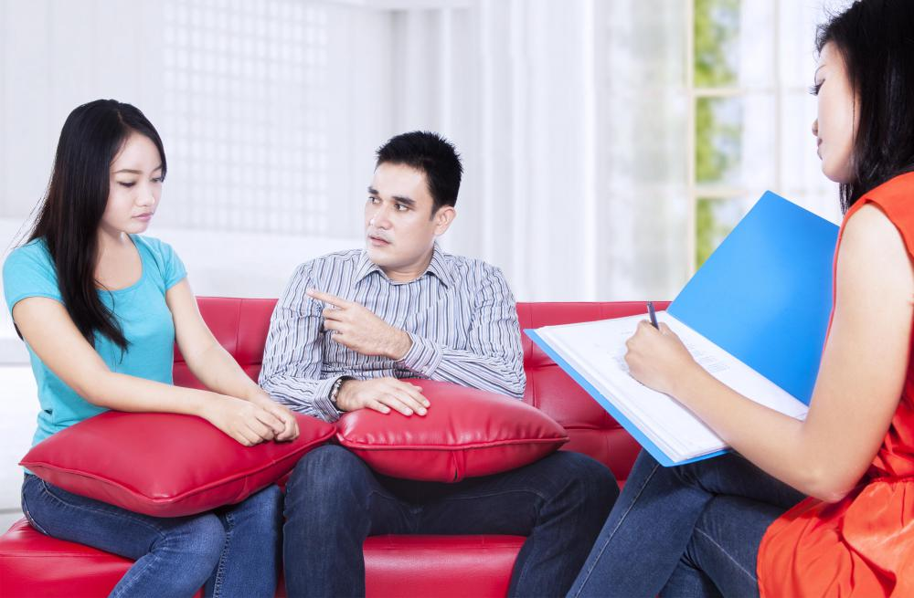 Intimacy issues between couples are commonly addressed in behavioral therapy.