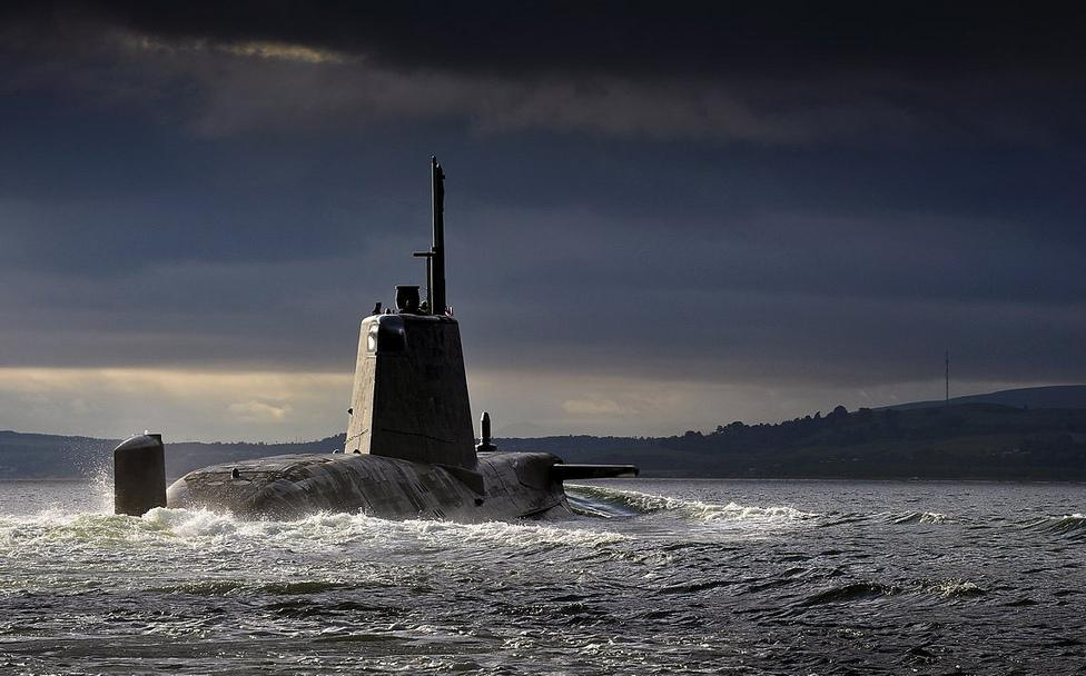 The Astute class, which carries ballistic missiles, forms the backbone of the UK's nuclear deterrent.