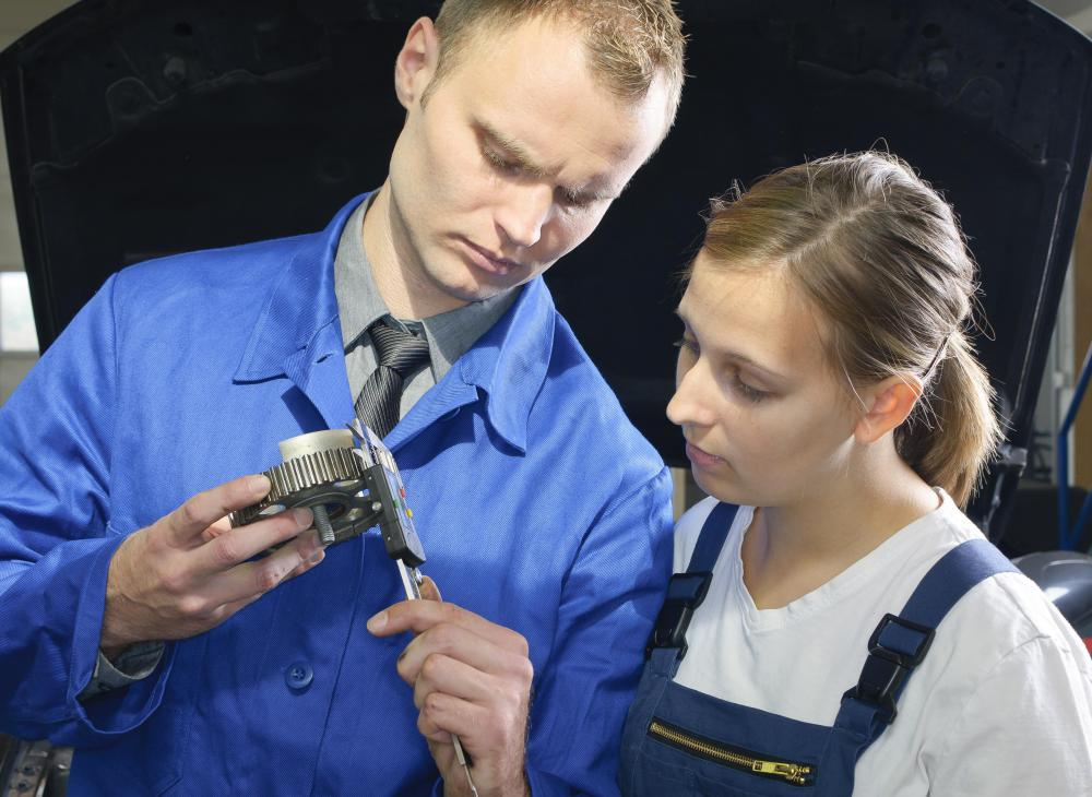 Almost all automotive jobs require hands-on training or formal certification.