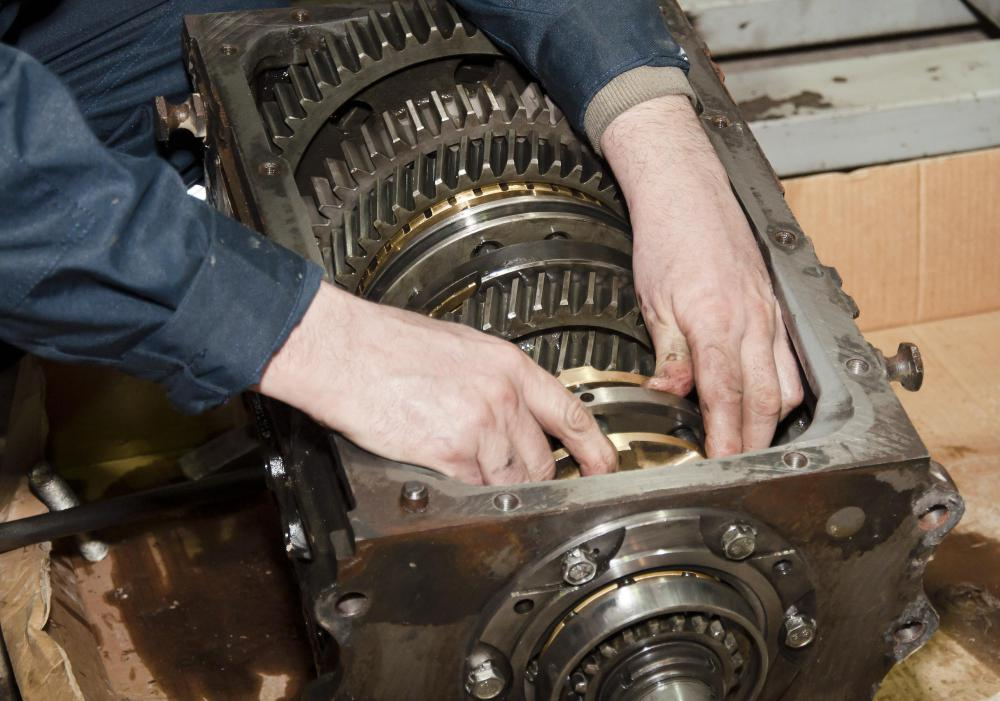 Transmission repair is typically offered free of charge under a powertrain warranty.