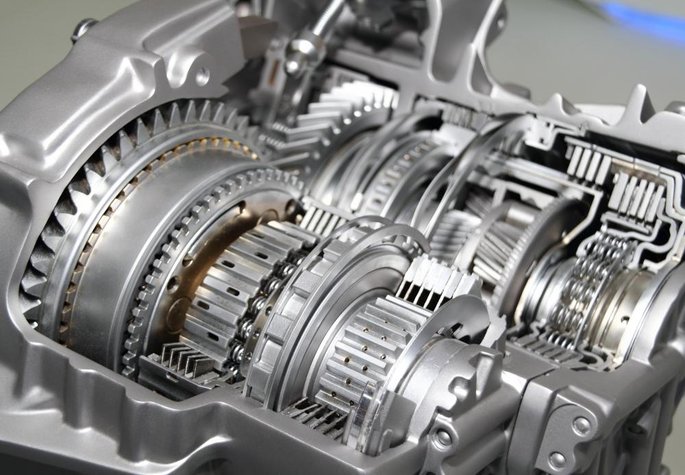 In most cars and trucks, the transmission system has a fixed number of gears that can be used at various speeds.
