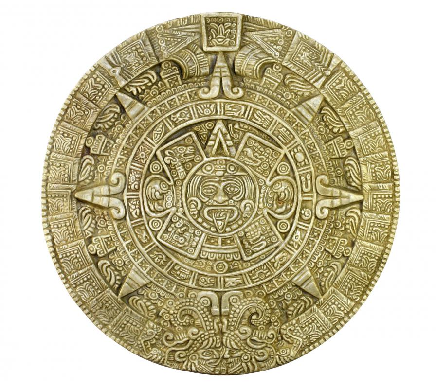 Cultural anthropologists study artifacts like the Aztec calendar to understand how concepts of time vary across societies.