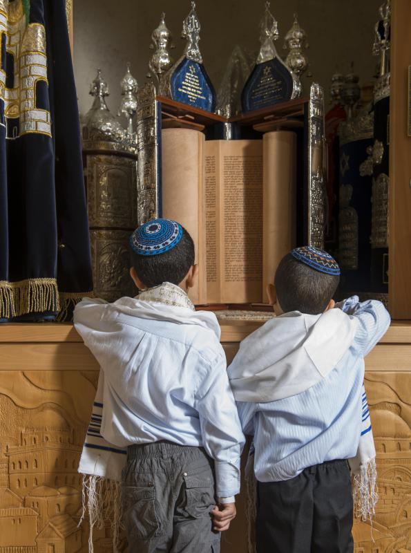 Mizrahi Jews trace their roots back to some of the old Jewish communities in the Middle East.