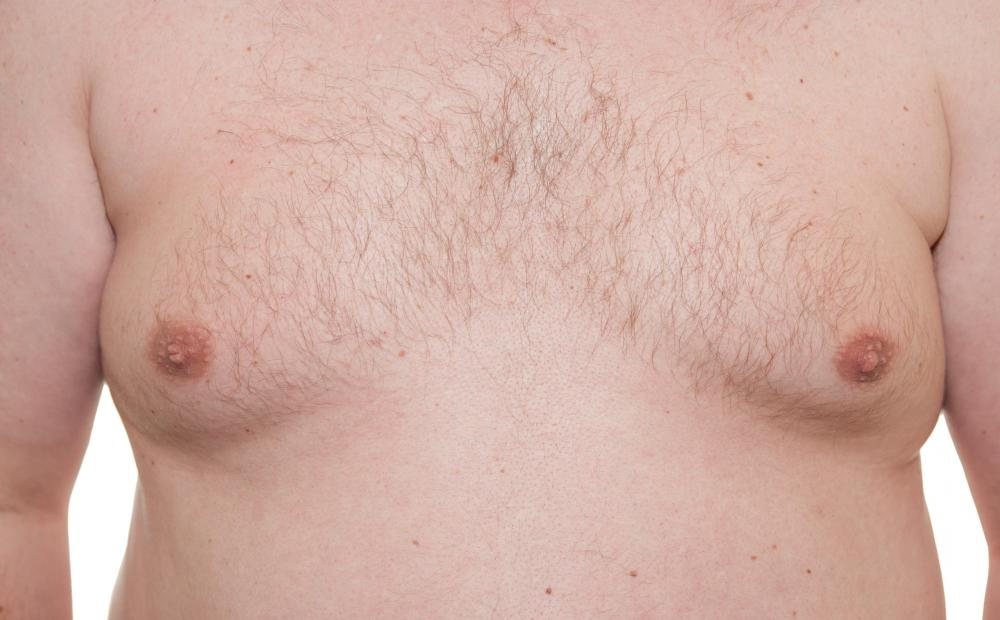 Men should avoid products that contain lavender oil, as it may result in gynecomastia.