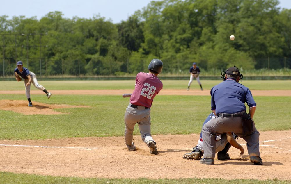 Playing a middle infield position requires a great deal of athletic ability.