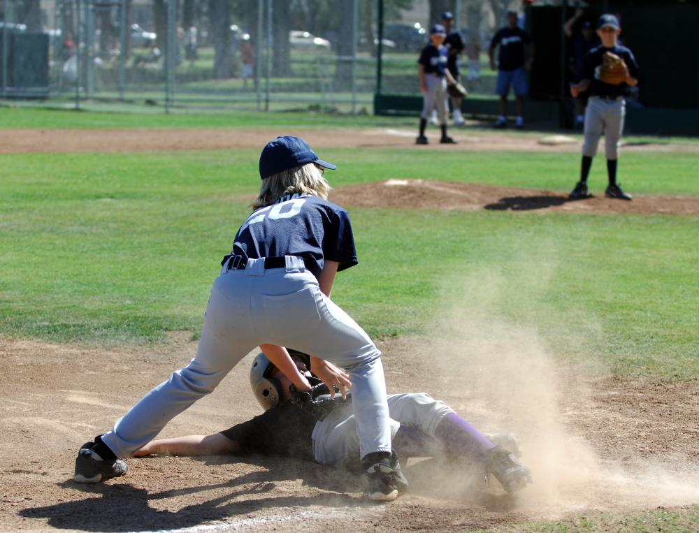 The infield fly rule was established to prevent infielders from purposely securing more than one out for their team.
