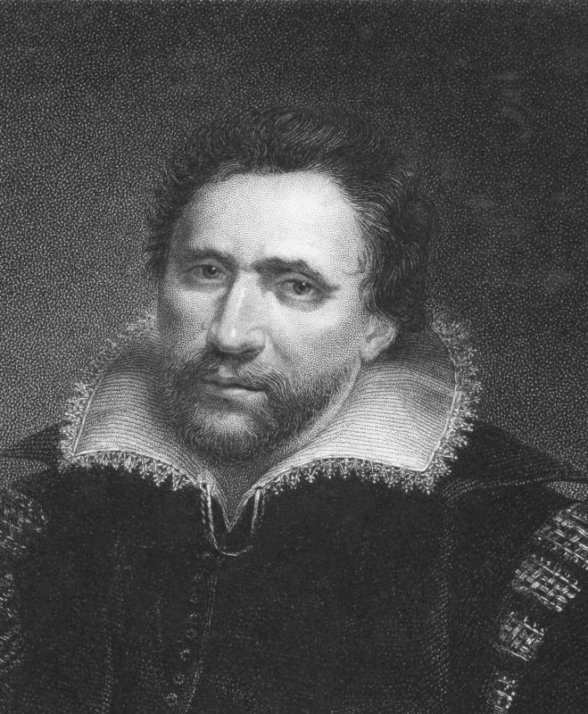 Ben Jonson was a noted playwright and critic of the English Renaissance.