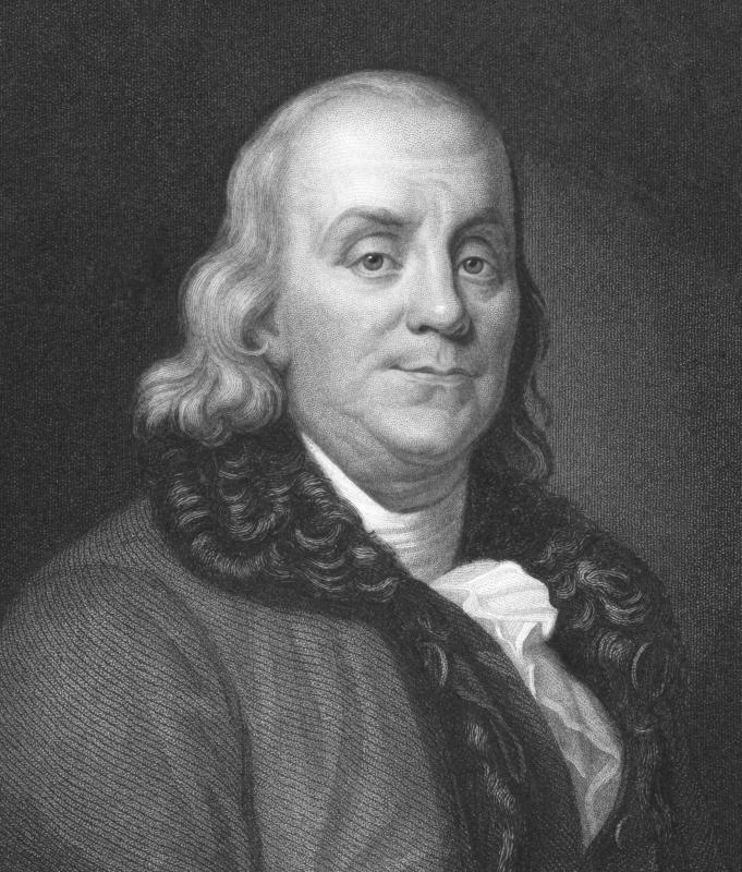 Benjamin Franklin's autobiography is considered an important early-American work.