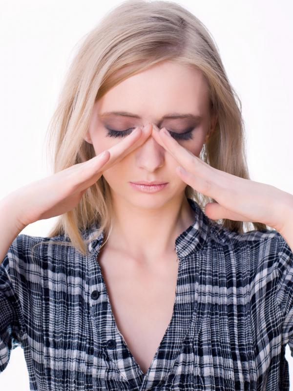 Proper ventilation can remove particles from the air that cause sinus irritation.