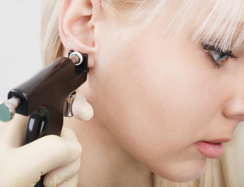 Infections of the tragus are more common with those who have had their ears pierced.