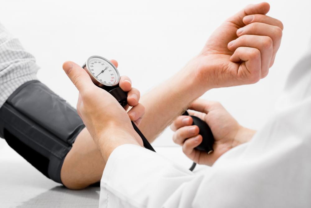 High blood pressure is a rare side effect of omeprazole.
