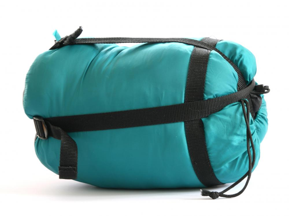 Sleeping bags may be useful during mountaineering.