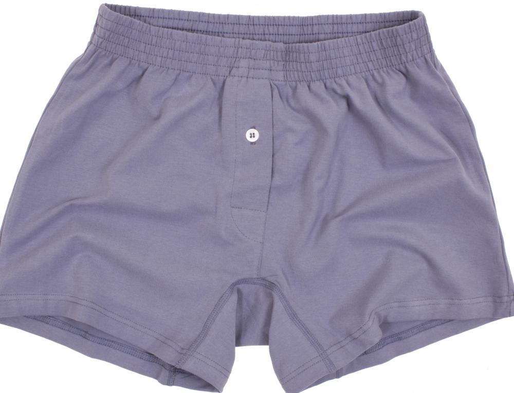 Military underwear is often made of lightweight material.