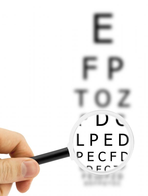 Neuroleptics cause bothersome side effects, such as blurred vision.