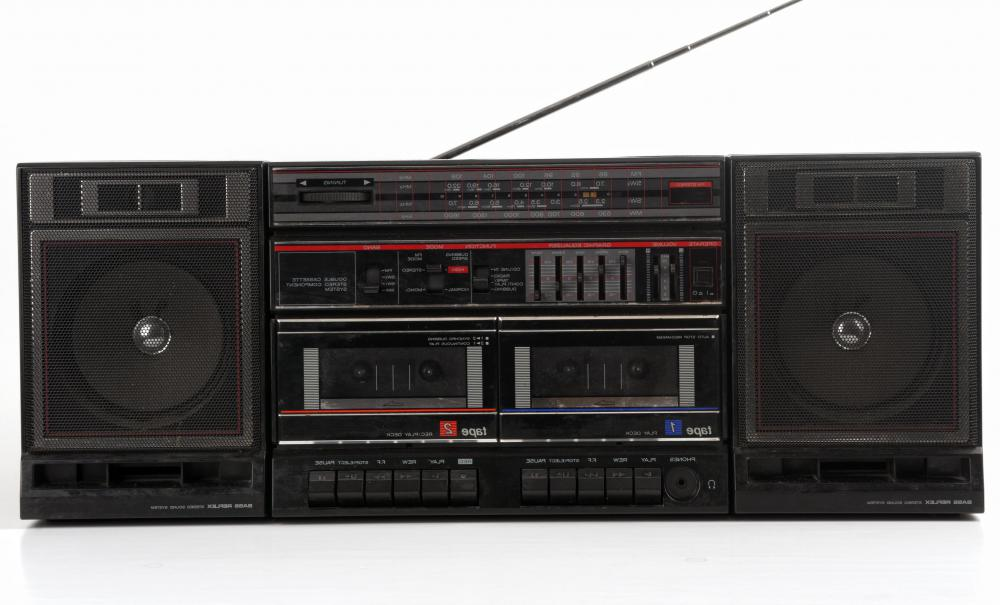 A boombox or cassette player will be needed to convert tapes to cd.