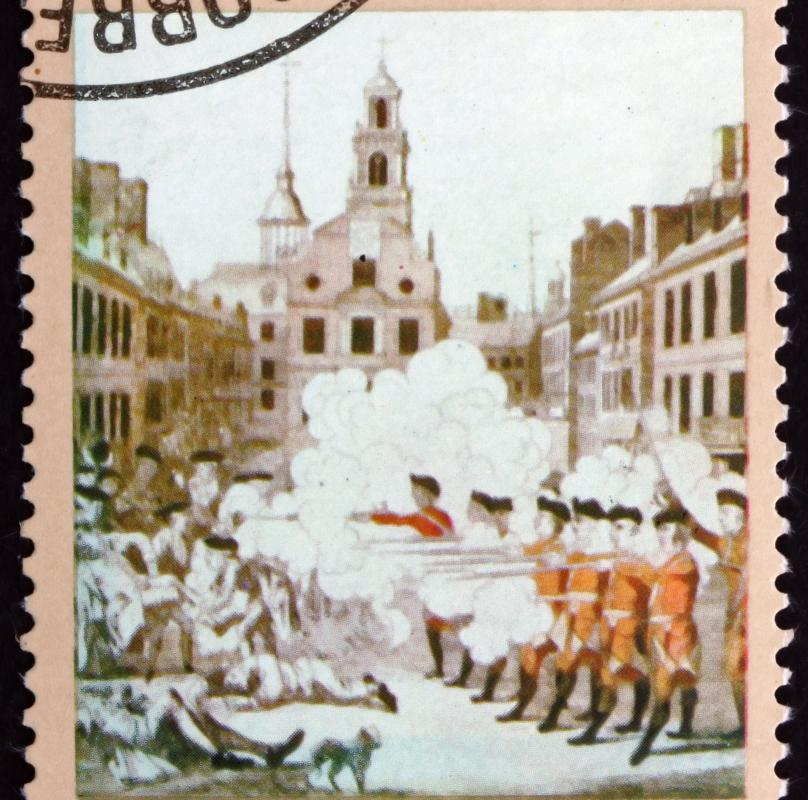 Attucks is credited with leading The Boston Massacre.