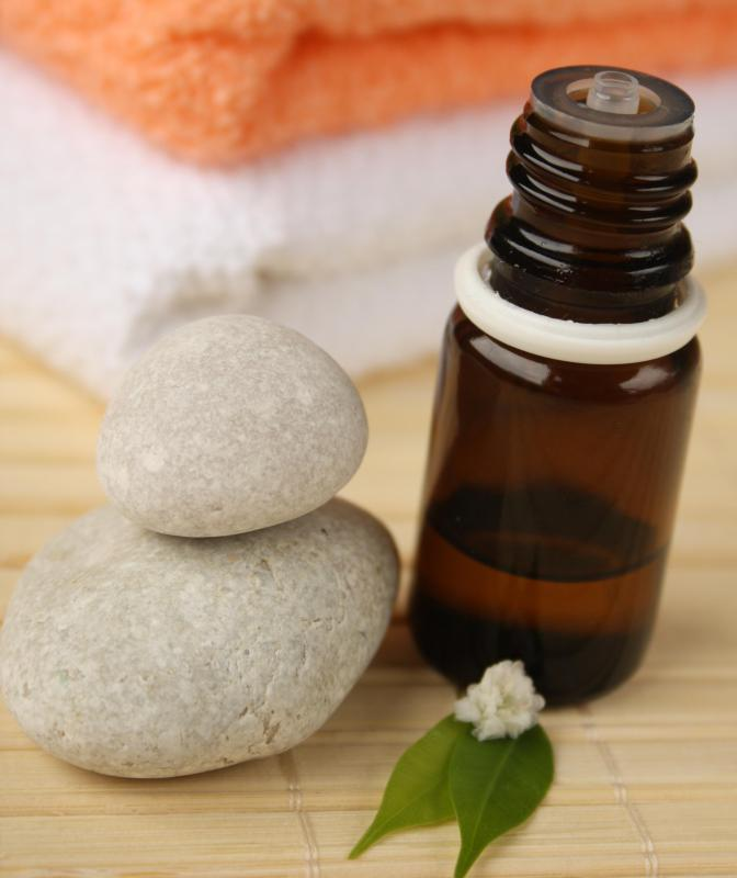 Tea tree oil may be helpful in treating yeast infections.