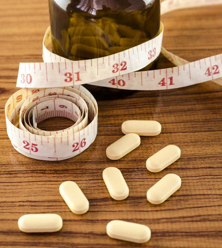 Amphetamine diet pills make it possible for a person to go a number of days without feeling hunger pains.
