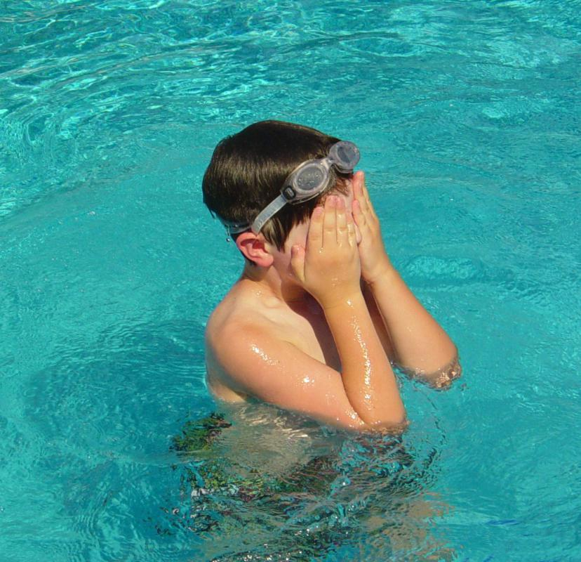 Victims may not feel the effects of secondary drowning immediately.