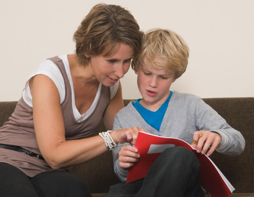 Individual tutoring is often helpful when trying to learn a new language.