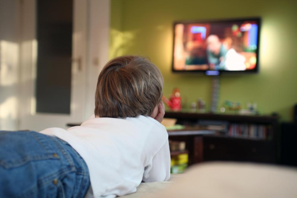 Some parents see problems with isolation when television is allowed in a child's room.