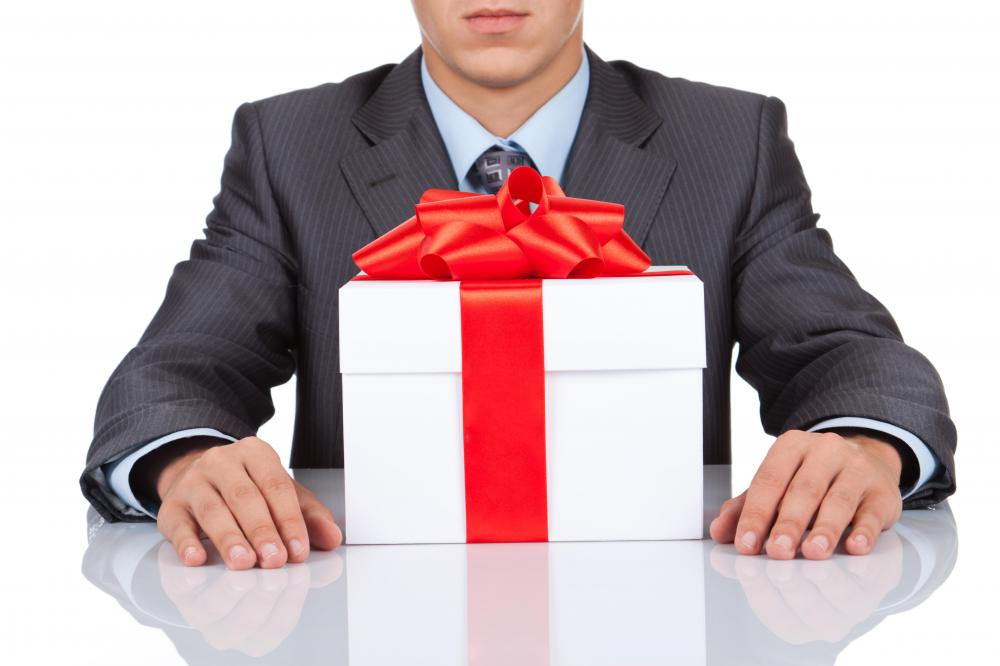 Coworkers may exchange gifts at Christmas, a major Christian holiday.
