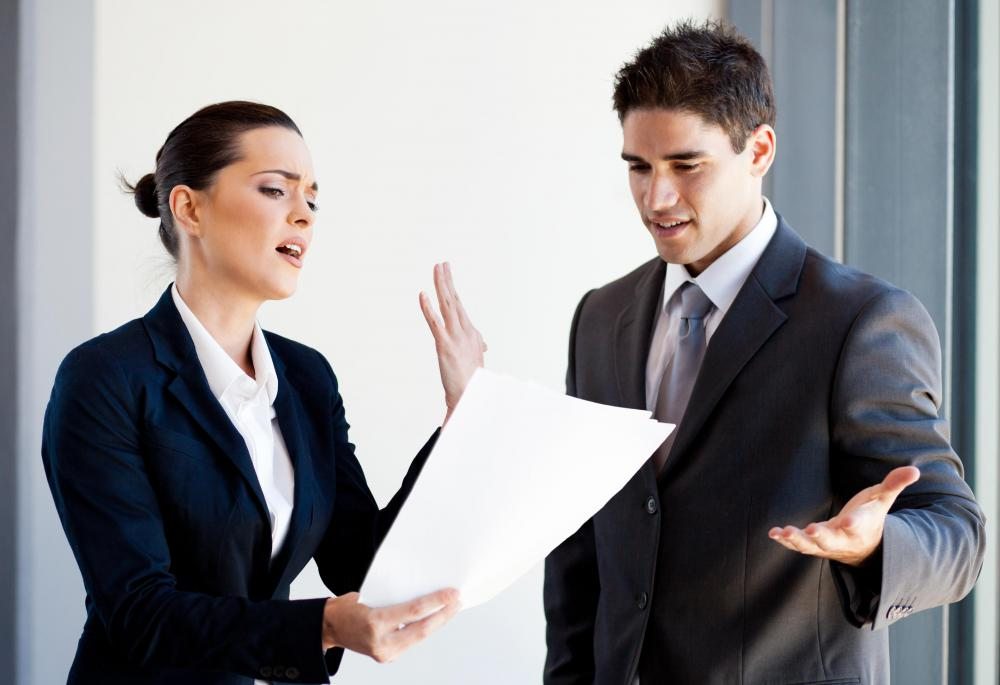 Continuous conflicts with a boss may cause an individual to seek counseling psychology.