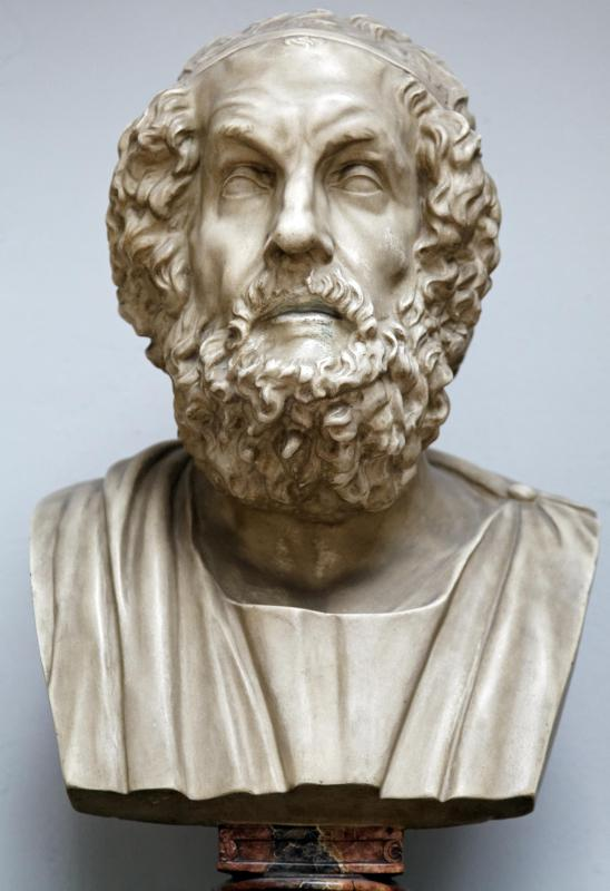 "Homer described Proteus as the ""old man of the sea"" due to his formidable oracular powers."