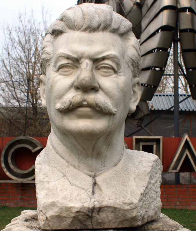 Joseph Stalin ruled a communist Soviet Union for more than two decades.