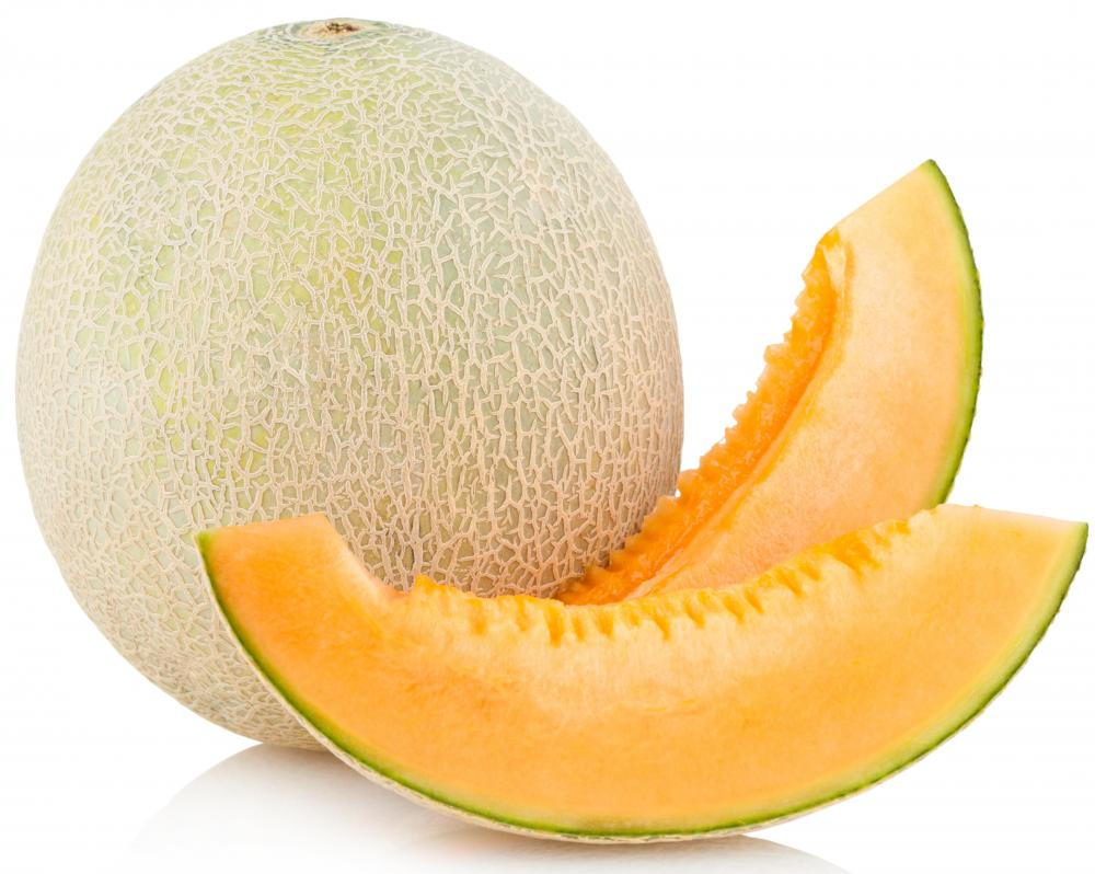 Cantaloupes contain a considerable amount of inositol.