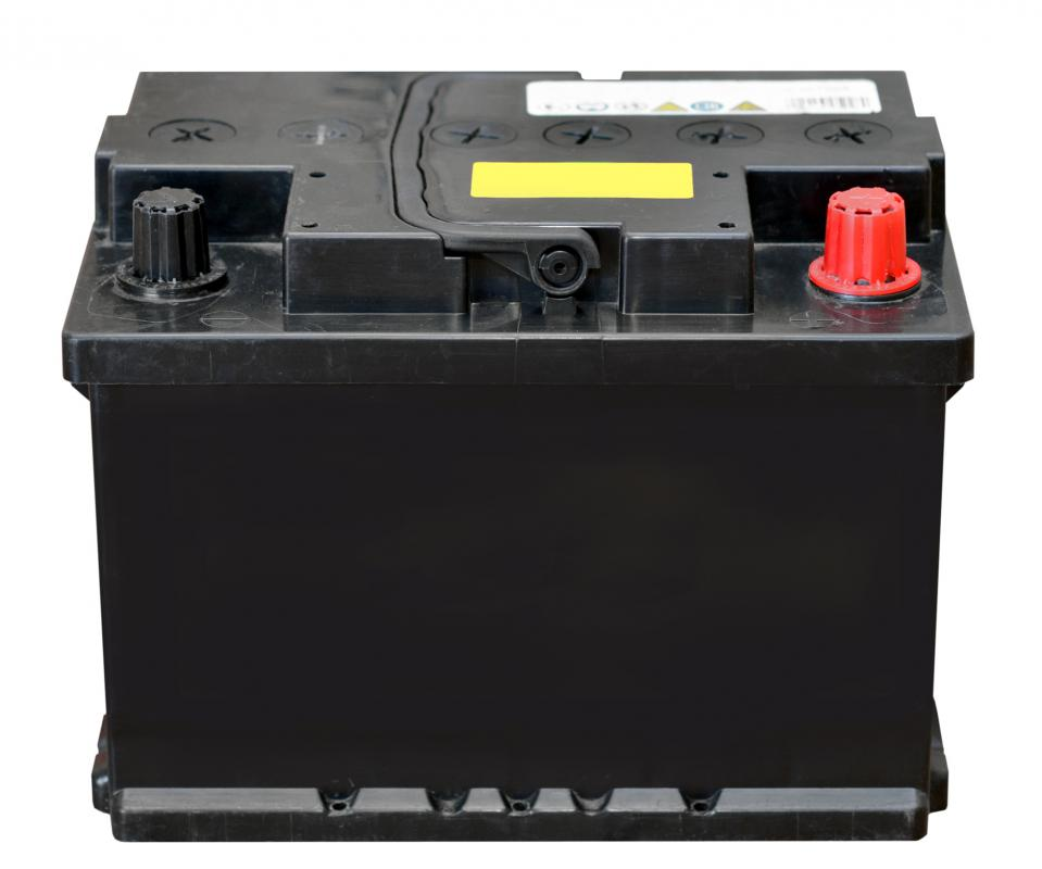 Traditional car batteries cannot be used in hybrid or electric cars.