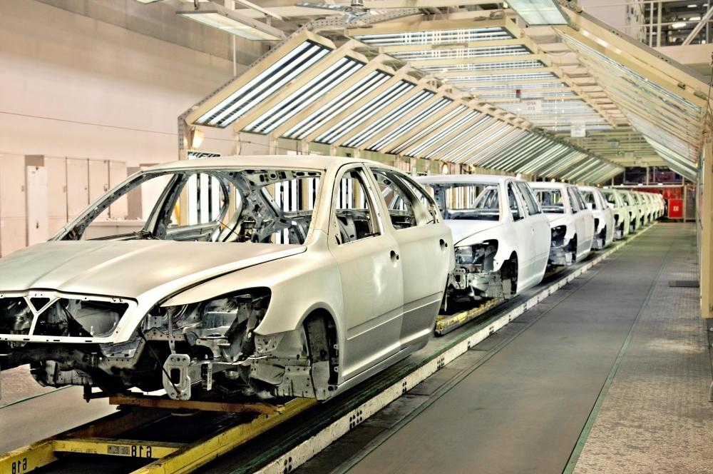 Lean manufacturing has been increasingly used in the auto industry.