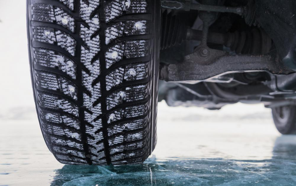 All-terrain tires are able to handle snow and ice in the winter time, but are fine the rest of the year as well.