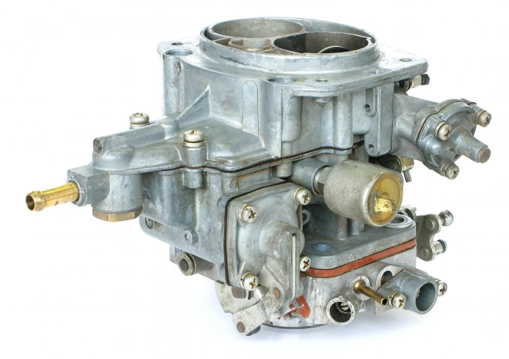 A faulty carburetor connection can cause dieseling.