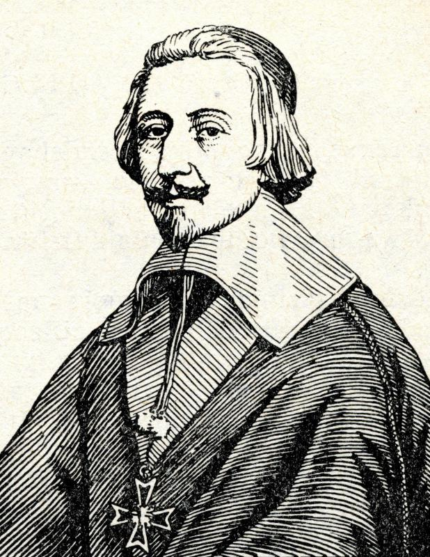 Many of the concepts that drive modern foreign policy were developed in the 17th Century by Cardinal Richelieu of France.