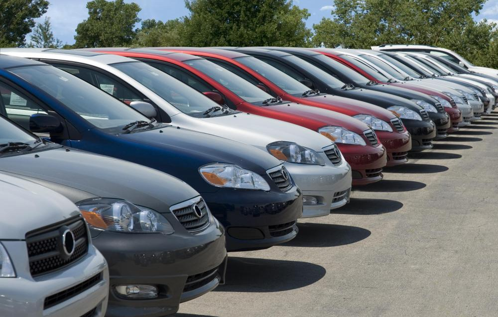 New cars are infamous for losing value, or depreciating, when they leave the sales lot.