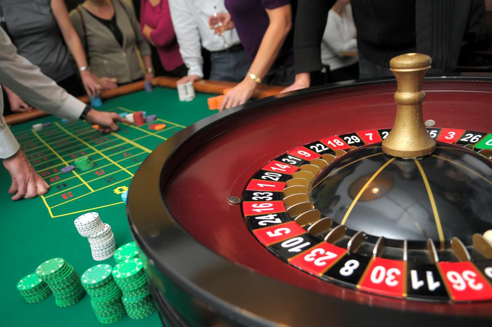 Roulette is a game that can create a gambling addiction.