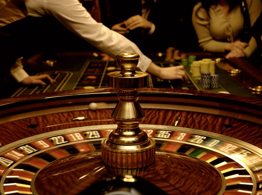 Betting on a longshot is similar to spinning a roulette wheel with no guarantee of a payoff.