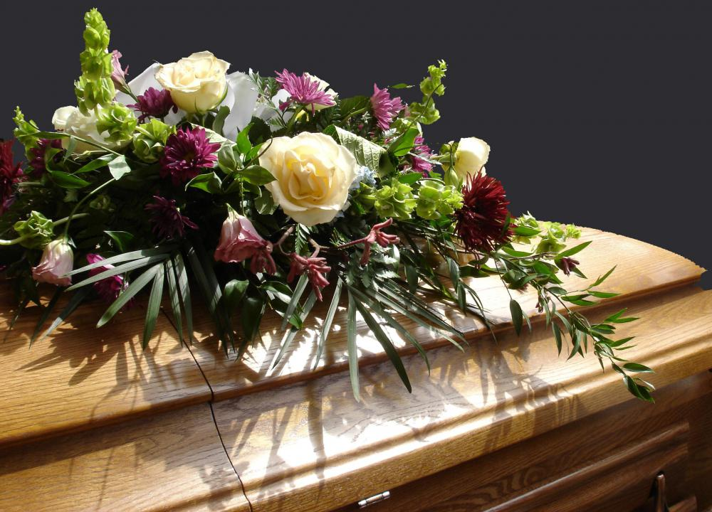 A closed casket funeral may not require embalming.