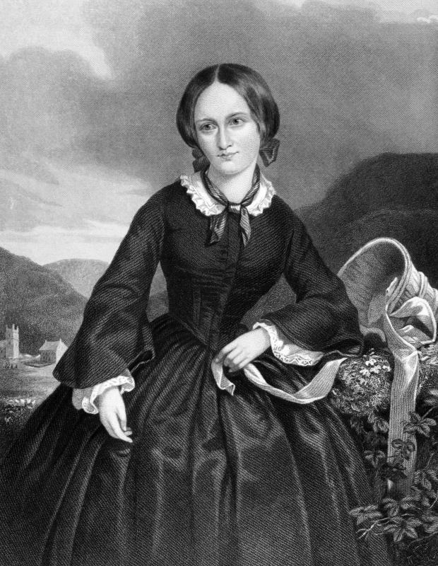 "A romantic character named Edward Rochester was Jane Eyre's love interest in Charlotte Bronte's novel ""Jane Eyre."""