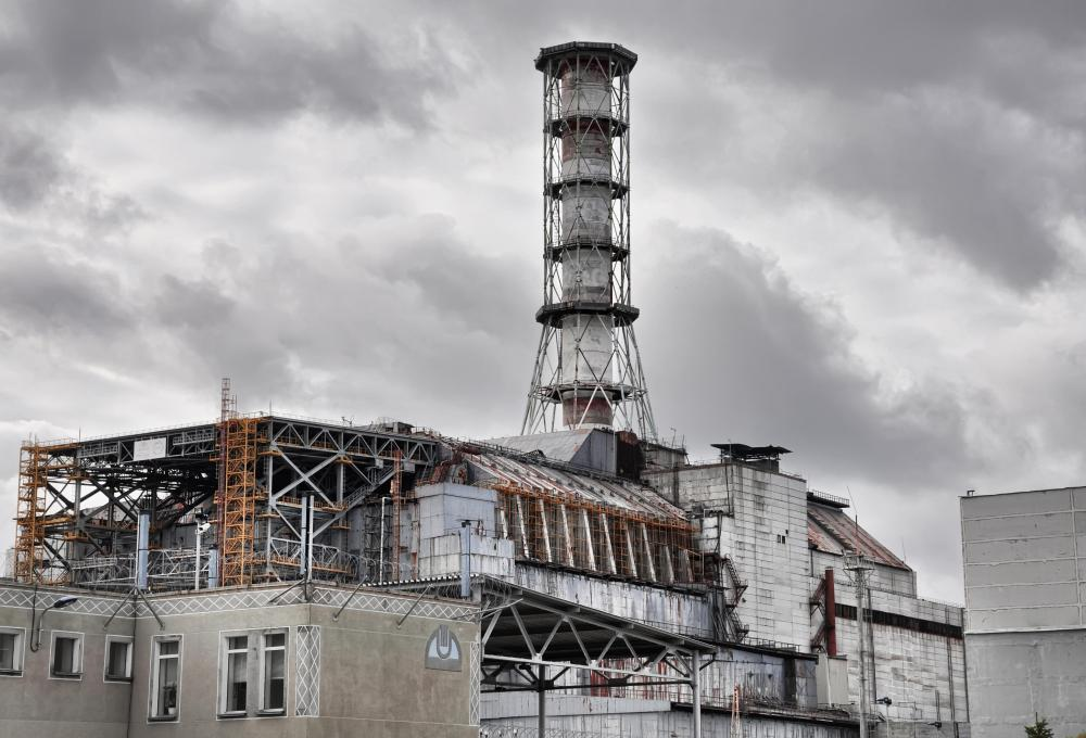 After the Chernobyl disaster in 1986, Prypiat, Ukraine became a ghost town.