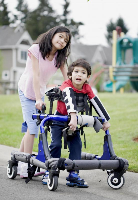 Cerebral palsy is a neurological impairment.