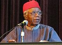 Chinua Achebe was a famous and influential writer who hailed from Nigeria.