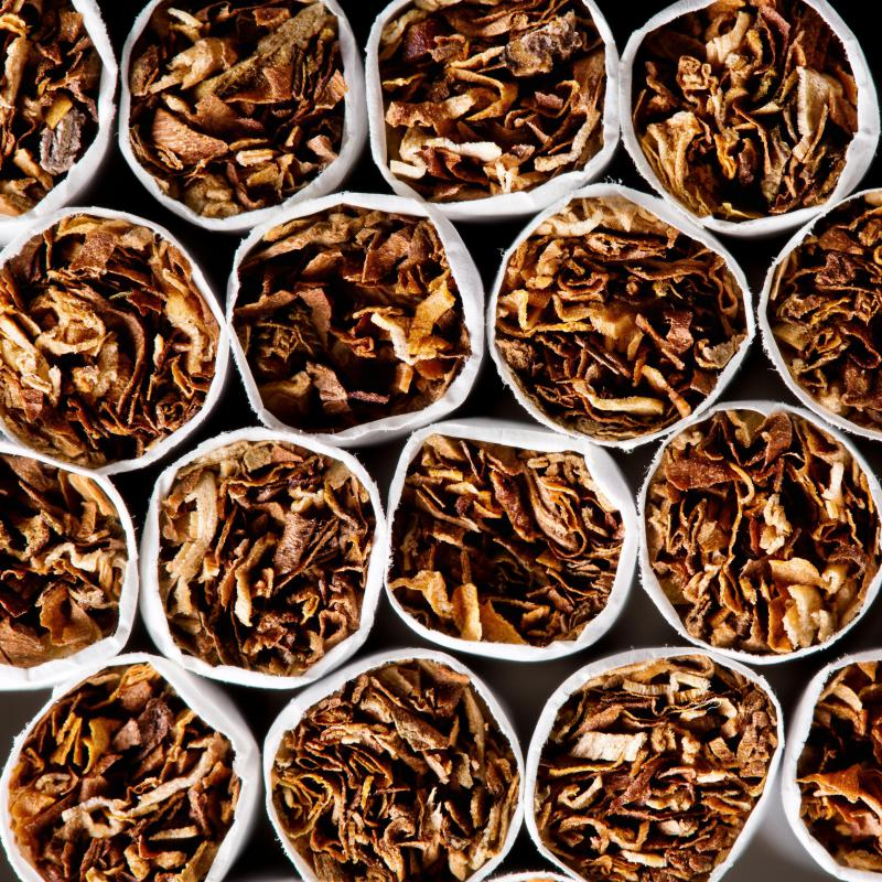 The public perception of the tobacco industry is generally negative in most places.