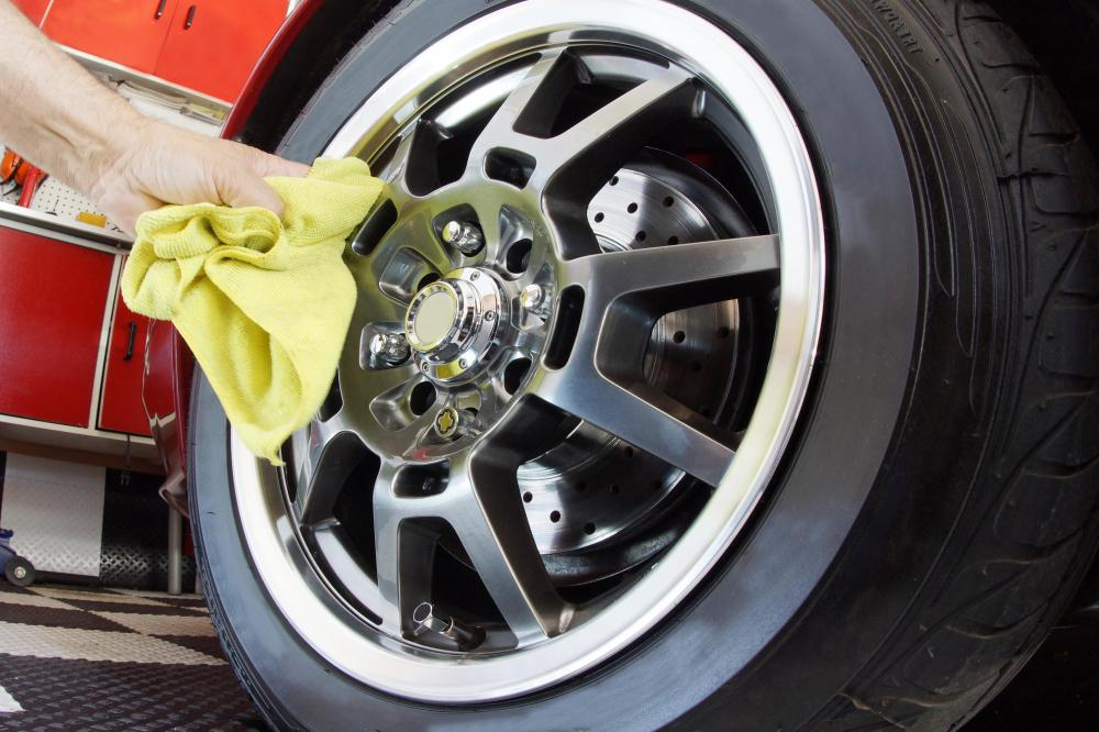 Mag wheels are an aftermarket upgrade that many car enthusiasts feel enhance the look of a high performance vehicle.